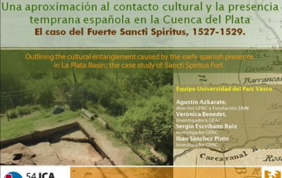 "El proyecto ""Sancti Spiritus"" en el 54ª International Congress of Americanists"