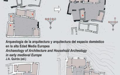 Artículo del GPAC en el volúmen 9 de Arqueología de la Arquitectura