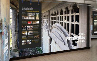 Visitas guiadas para conocer las Galerías Punta Begoña (Getxo)