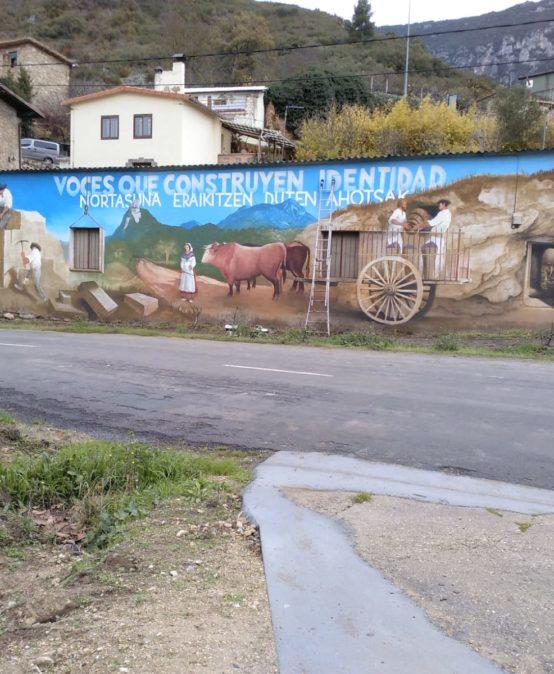 Proyecto MARGO ART en Zambrana