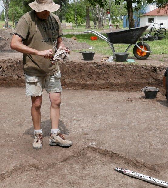 """""""Sitio La Noria"""", asentamiento prehispánico en Buenos Aires"""