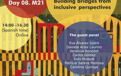 "3rd 8.M. Event 2021 ""Women in Architecture. Building bridges from inclusive perspectives"""